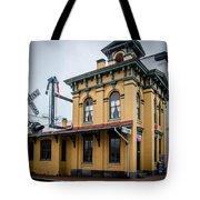 Gettysburg Train Station Tote Bag
