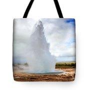 Geysir Tote Bag
