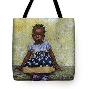Ghanaian Child Tote Bag