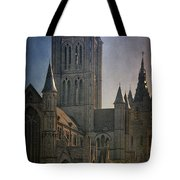 Ghent Skyline Tote Bag