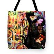 Ghetto Colours Tote Bag