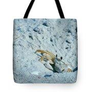 Ghost Crab Tote Bag