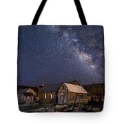 Ghost Dog At Bodie Tote Bag