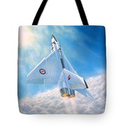 Ghost Flight Rl206 Tote Bag by Michael Swanson