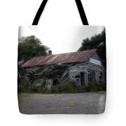 Ghost Hotel Tote Bag