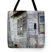 Ghost House Tote Bag