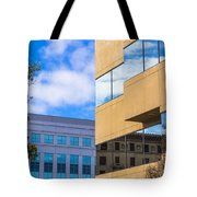 Ghost In The Mirror  Tote Bag
