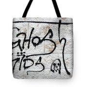 Ghost Kids 2 Tote Bag
