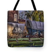 Ghost Of Old West No.1 Tote Bag