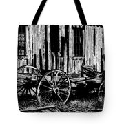Ghost Of The Town Tote Bag