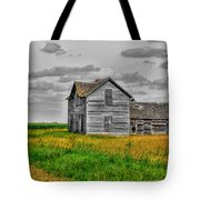 Ghost Of Yesterday Tote Bag