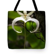 Ghost Orchid 2 Tote Bag