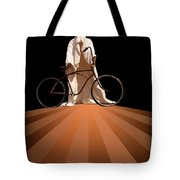 Ghost Rider Tote Bag