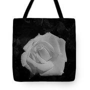 Ghost Rose Tote Bag