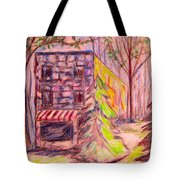 Ghost Store Tote Bag