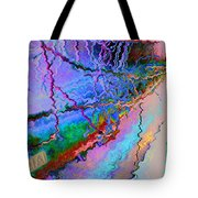 Ghost Strings That The Brain To Heaven Brings Tote Bag