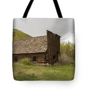 Ghost Town Ashcroft 3 Tote Bag