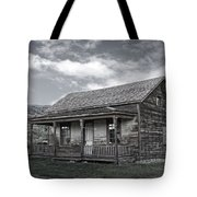 Ghost Town Homestead - Montana Tote Bag