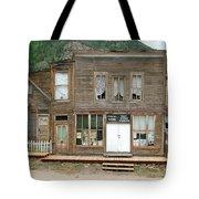 Ghost Town Of Saint Elmo Tote Bag