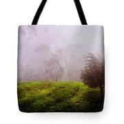 Ghost Tree In The Haunted Forest. Nuwara Eliya. Sri Lanka Tote Bag