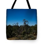 Ghost Tree Of The West Tote Bag