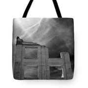 Ghost Wall. Tote Bag
