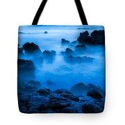 Ghostly Ocean 1 Tote Bag