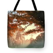 Ghosts At Fort Donelson Tote Bag