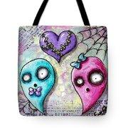 Ghoulfriends Tote Bag