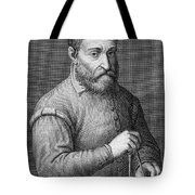 Giacomo Barozzi Da Vignola (1507-1573) Tote Bag