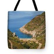 Gialia Beach Alonissos Tote Bag