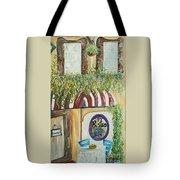 Gianni's Bistro Tote Bag by Eloise Schneider