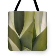 Giant Agave Abstract 7 Tote Bag