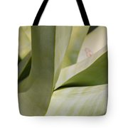 Giant Agave Abstract 8 Tote Bag