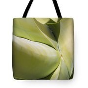 Giant Agave Abstract 9 Tote Bag