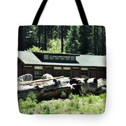 Giant Forest Museum Tote Bag