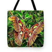 Giant Moth Tote Bag