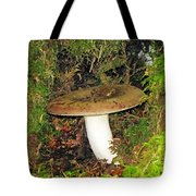 Giant Toad Stool Tote Bag