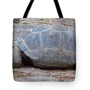 The Giant Aldabra Tortoise Tote Bag