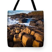 Giant's Causeway Surf Tote Bag