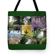 Giardino Bardini Tote Bag