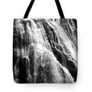 Gibbon Falls Tote Bag by Bill Gallagher