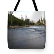 Gibbon River Tote Bag