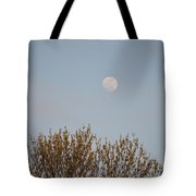 Gibbous Nature Tote Bag