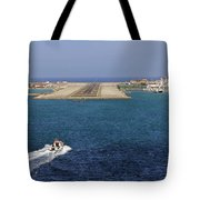Gibraltar International Airport Tote Bag
