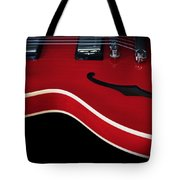 Gibson Es-335 Electric Guitar Tote Bag