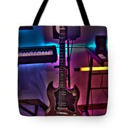 Gibson In Studio Tote Bag