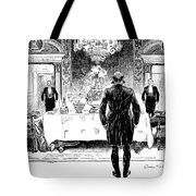 Gibson: Lucky Rich, 1896 Tote Bag