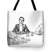 Gibson: Making Bread Pills Tote Bag