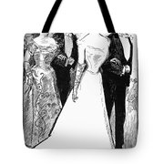 Gibson: The Debutante, 1899 Tote Bag
